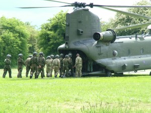 Kettering Air Cadets Chinook